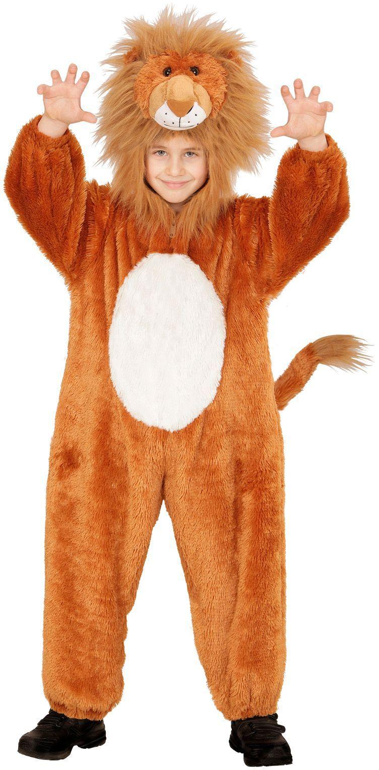 Leeuw jumpsuit