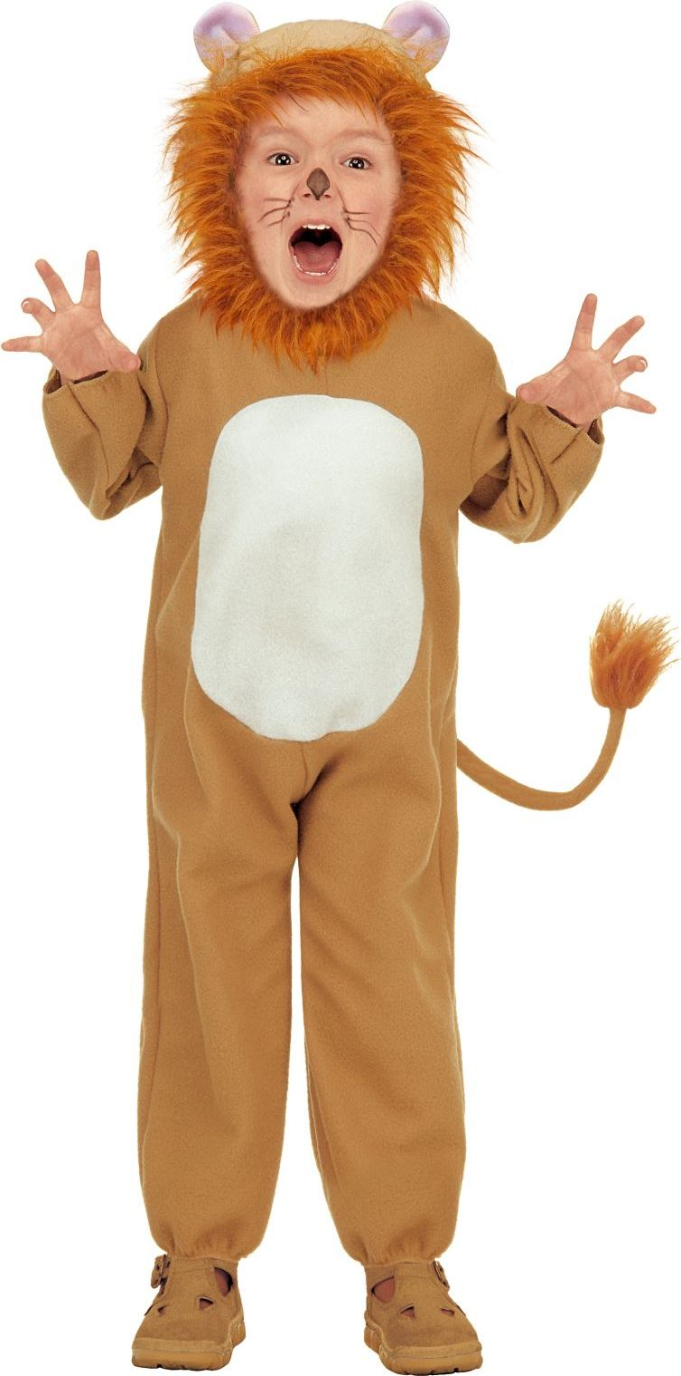 Leeuwen kostuum kind