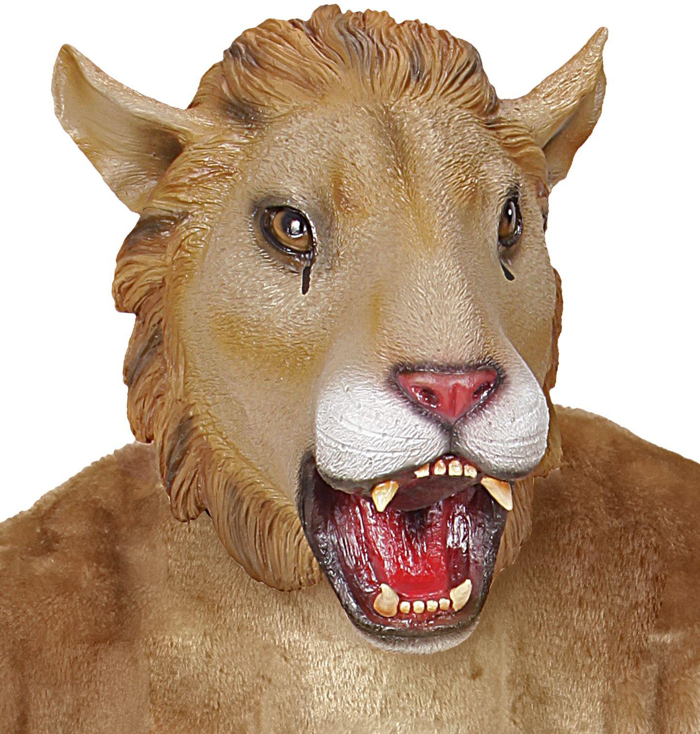 Leeuwenmasker