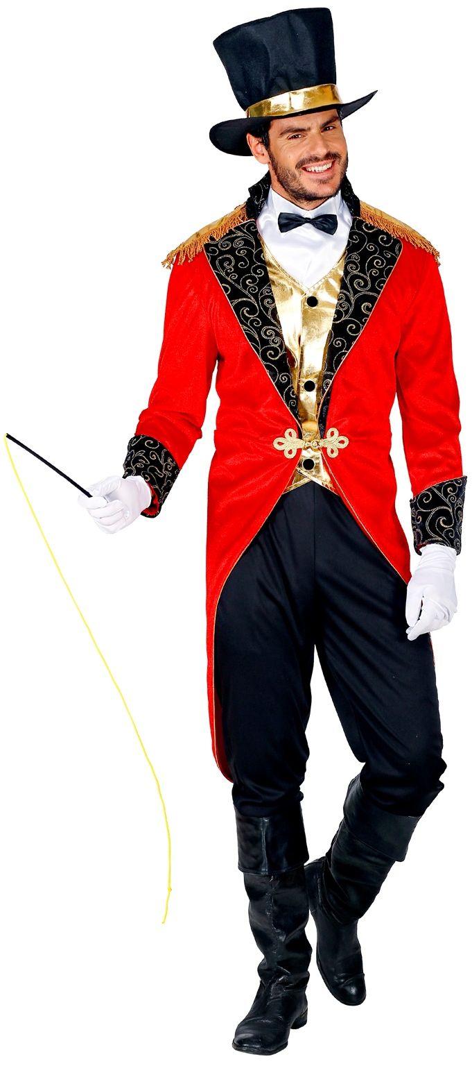 Leeuwentemmer kostuum heren