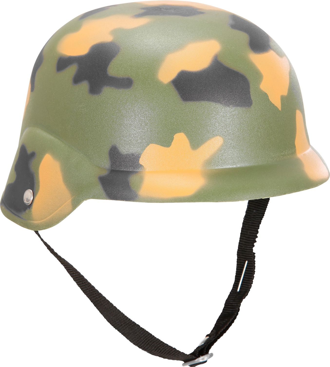 Leger camouflage helm