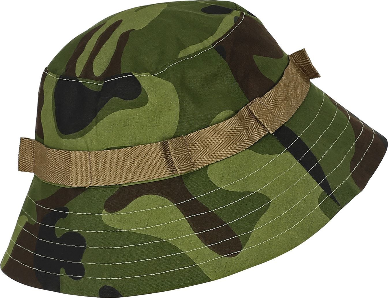 Leger muts camouflage