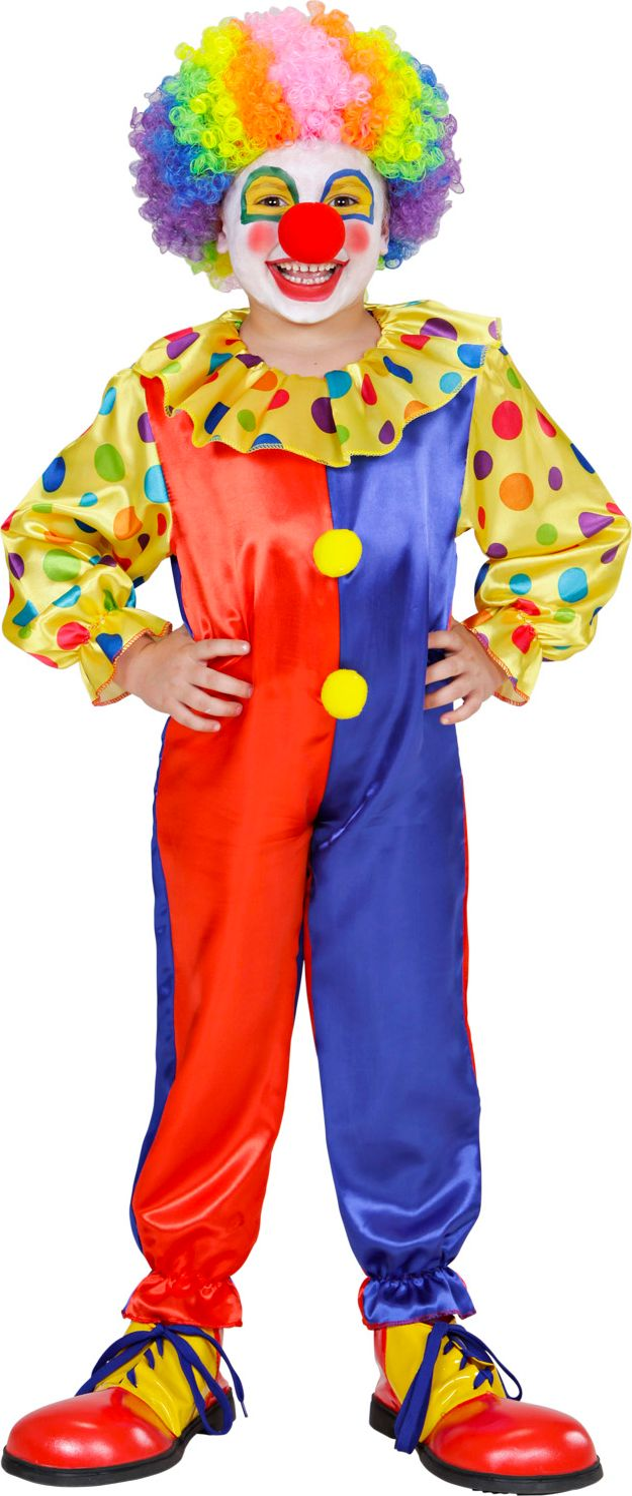 Leuke kleine clown