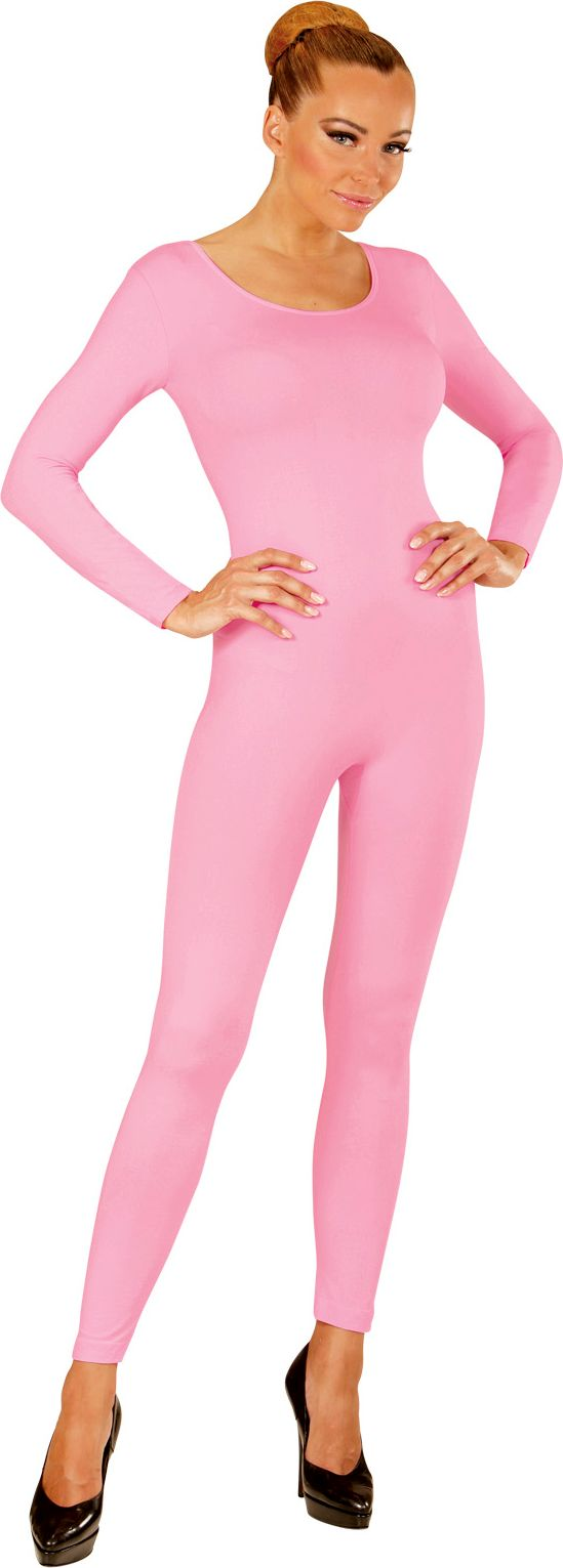 Licht roze bodysuit