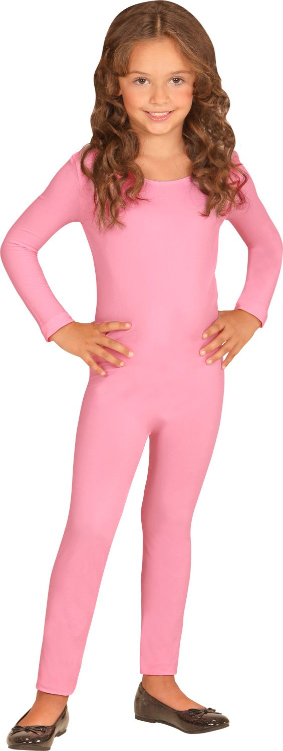 Licht roze bodysuit kind