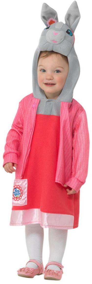 Lilly Pieter Konijn outfit