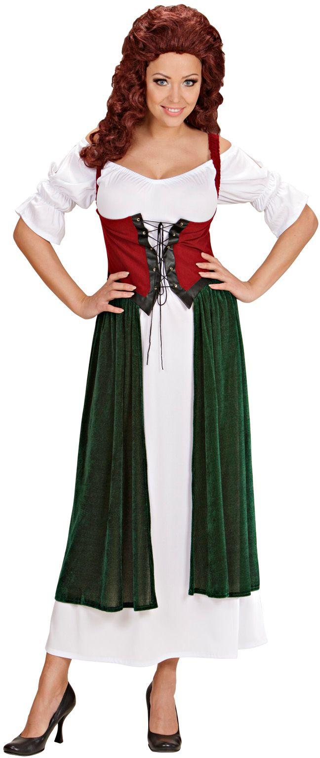 Lucrezia vrouwen Kostuum