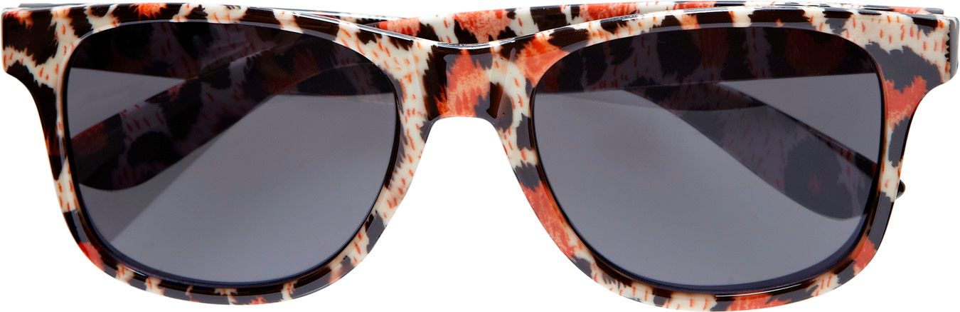 Luipaard bril