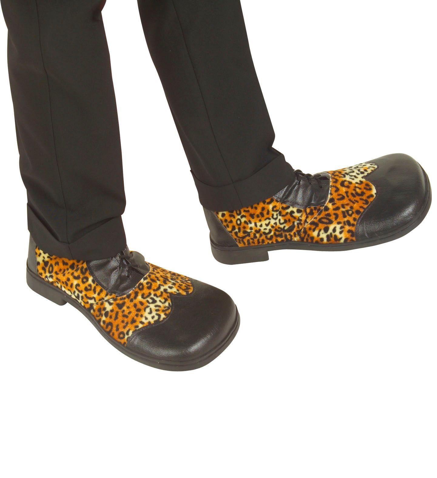 Luipaard party schoenen