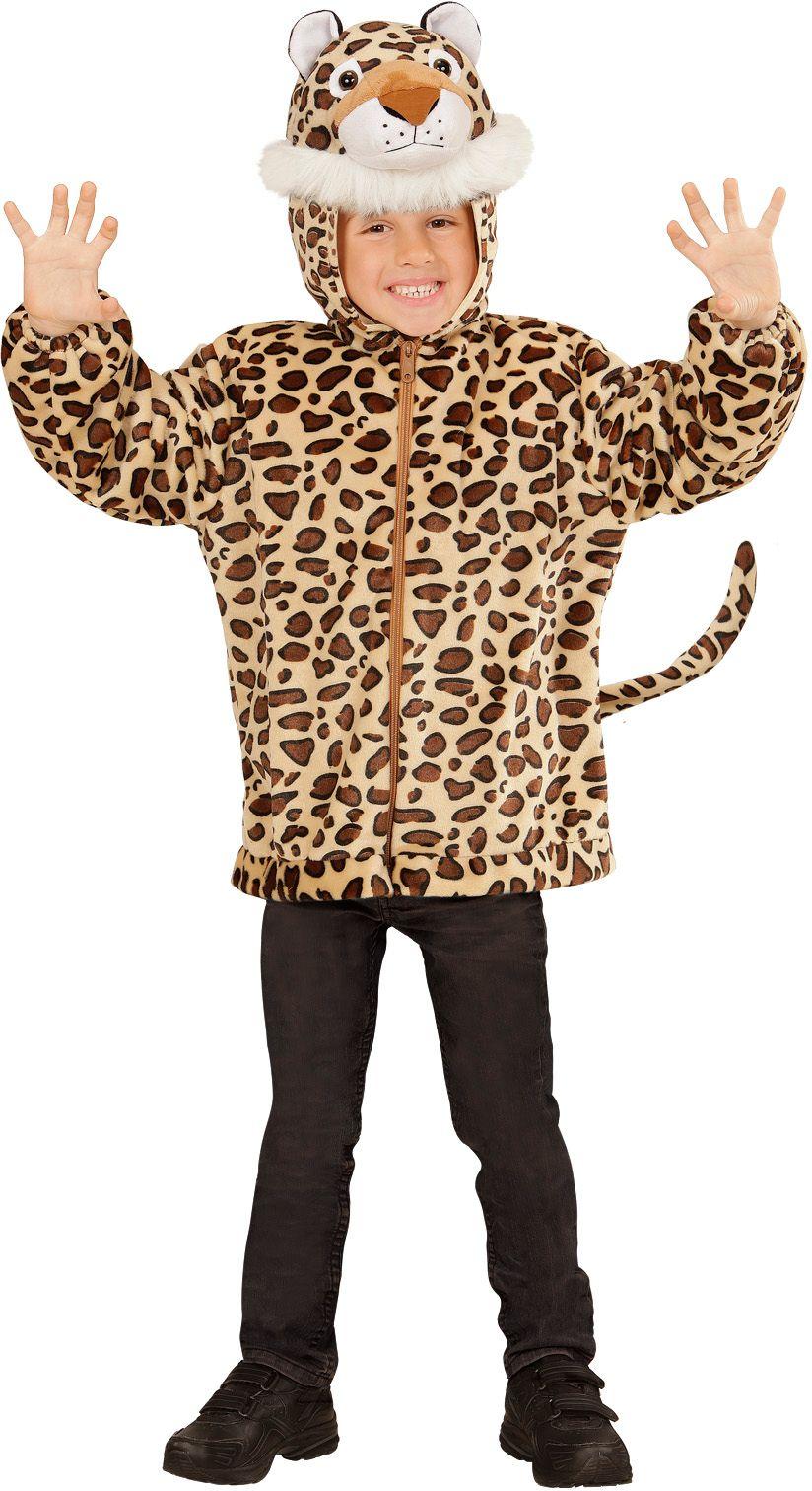 Luipaard vest kinderen