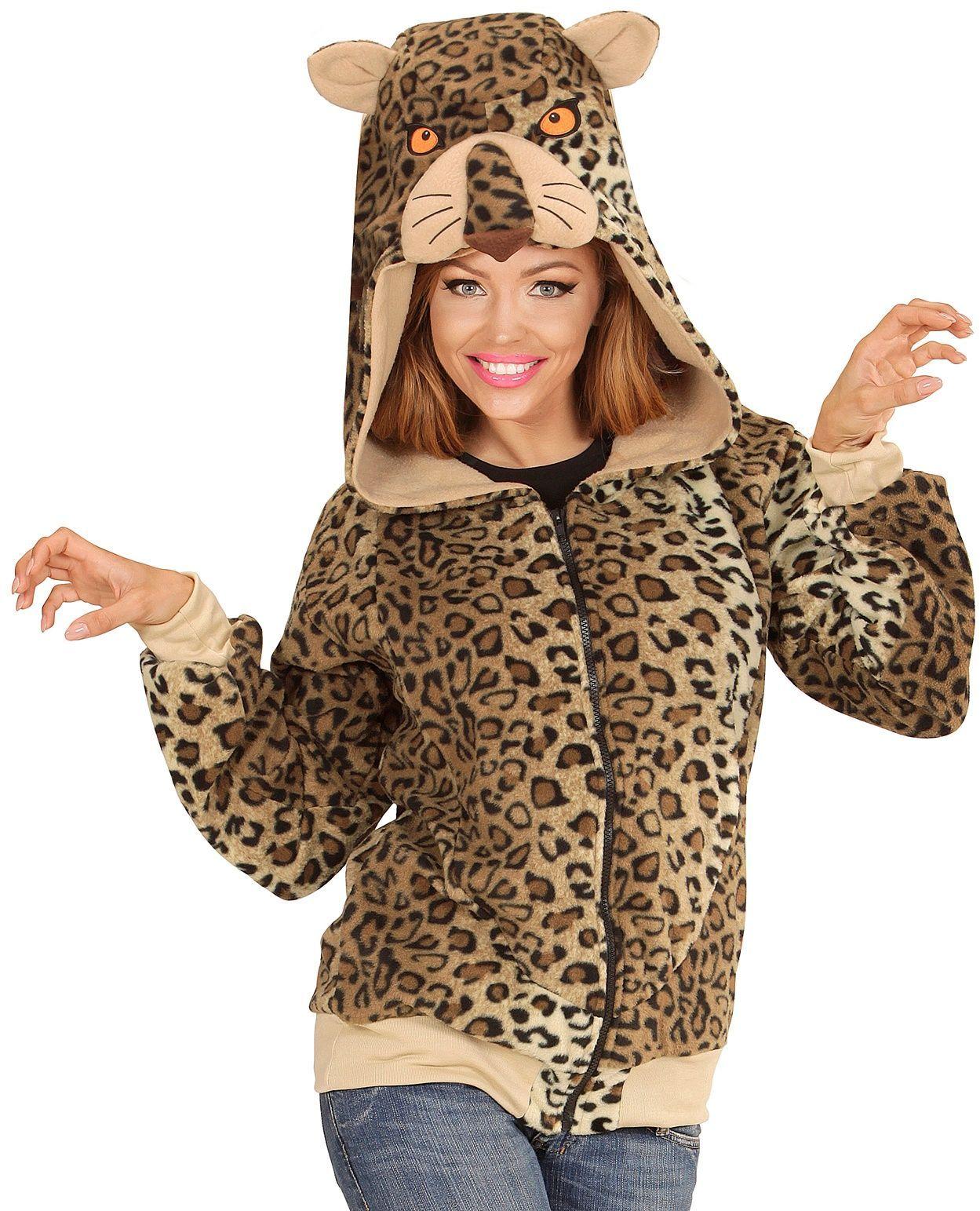 Luipaard vest volwassenen