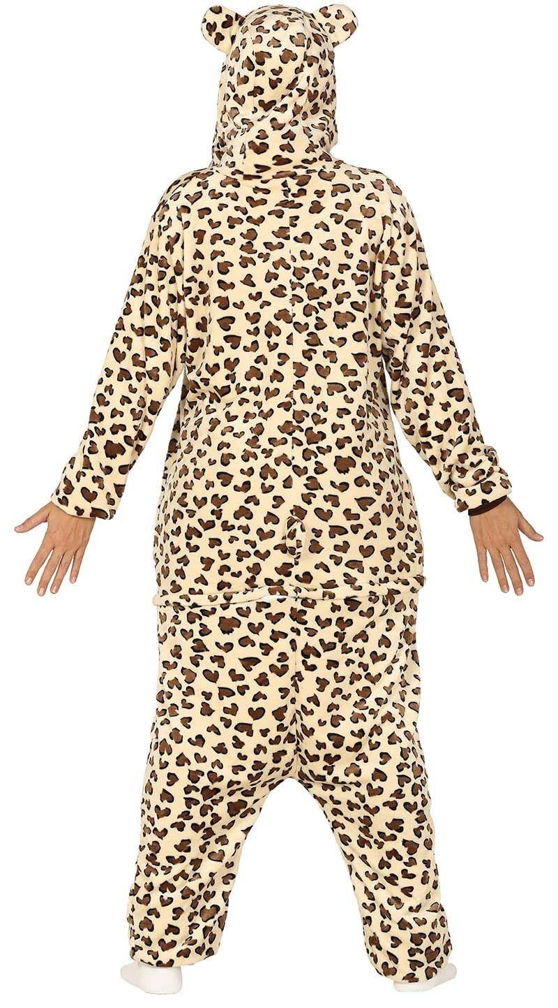 Luipaarden onesie