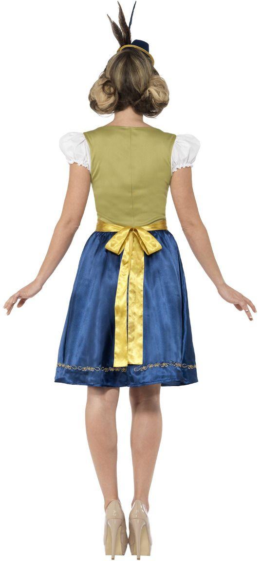 Luxe Beierse Heidi kostuum