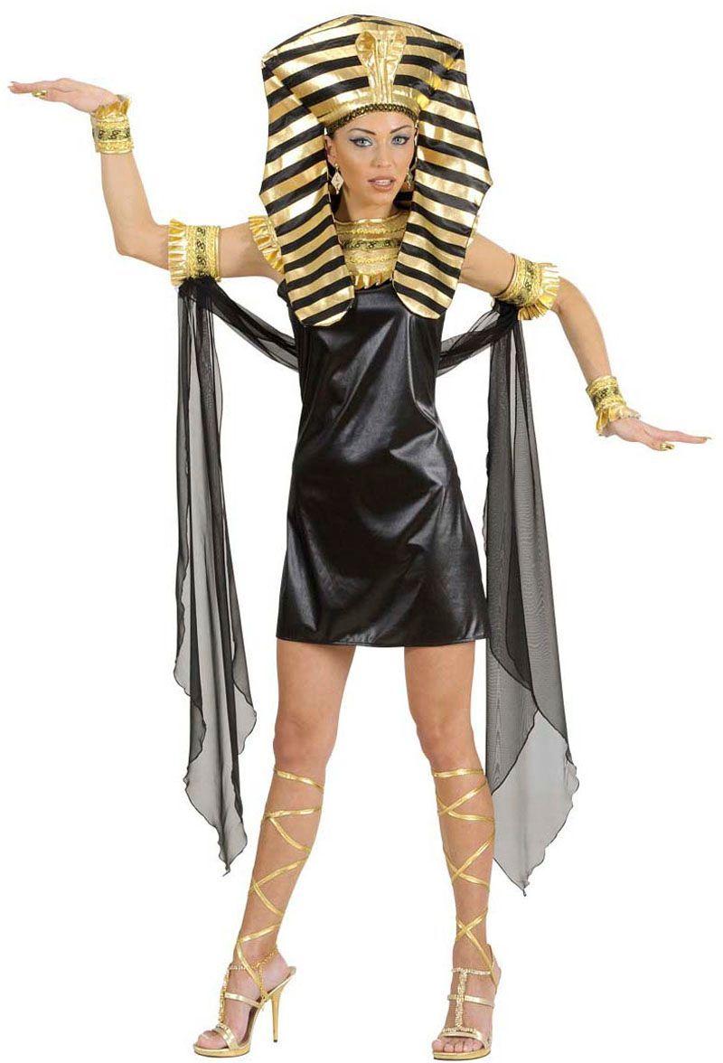 Luxe Cleopatra kostuum