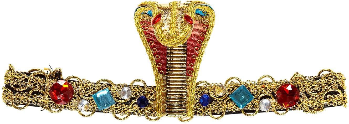 Luxe egyptische farao hoofdband