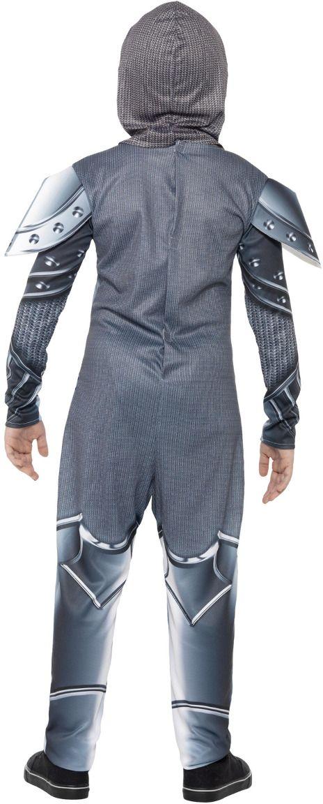 Luxe gepantserde ridder kostuum