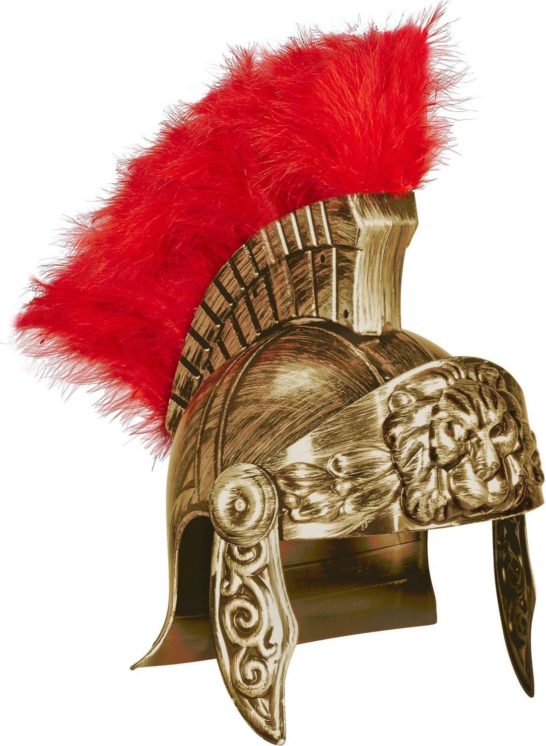 Luxe gouden romeinse centurion helm