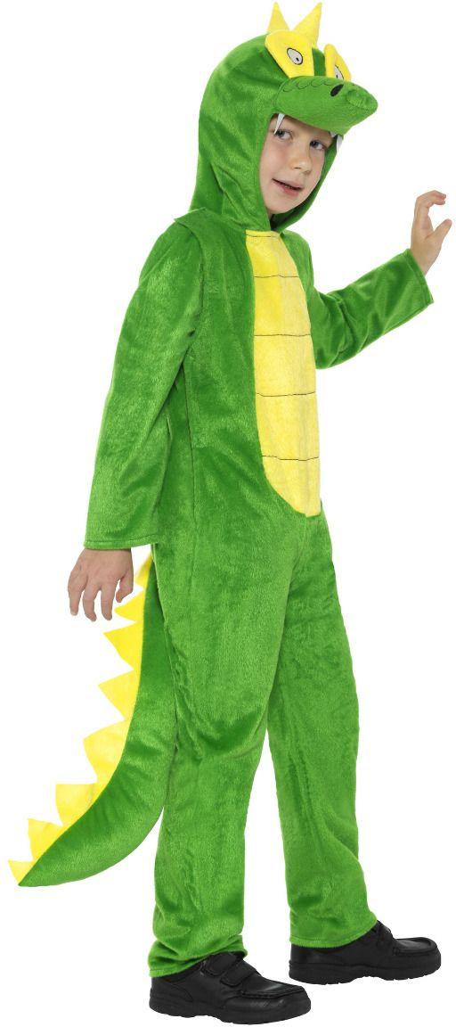 Luxe jongens krokodillen kostuum