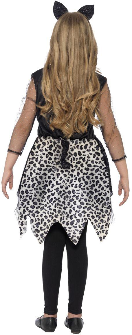 Luxe katten meisje outfit