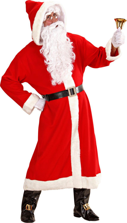 Luxe kerstman pak