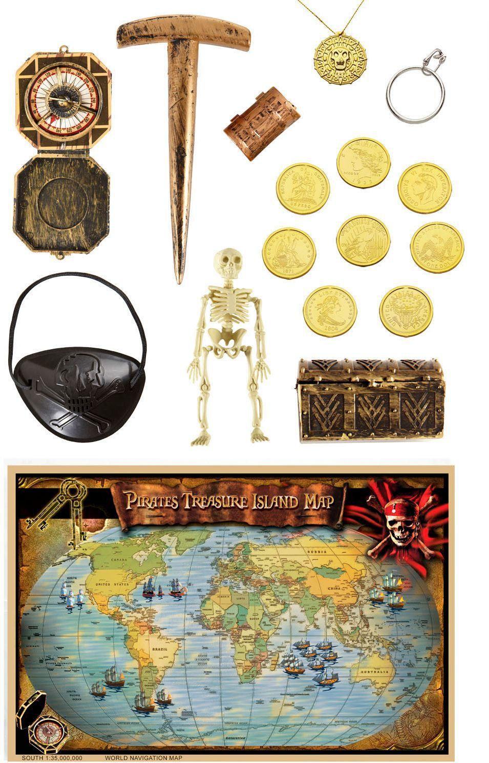 Luxe piraat accessoires kind