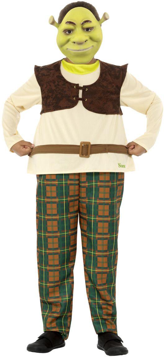 Luxe Shrek jongens kostuum