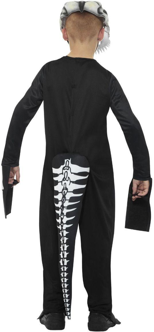 Luxe T-Rex skelet kostuum