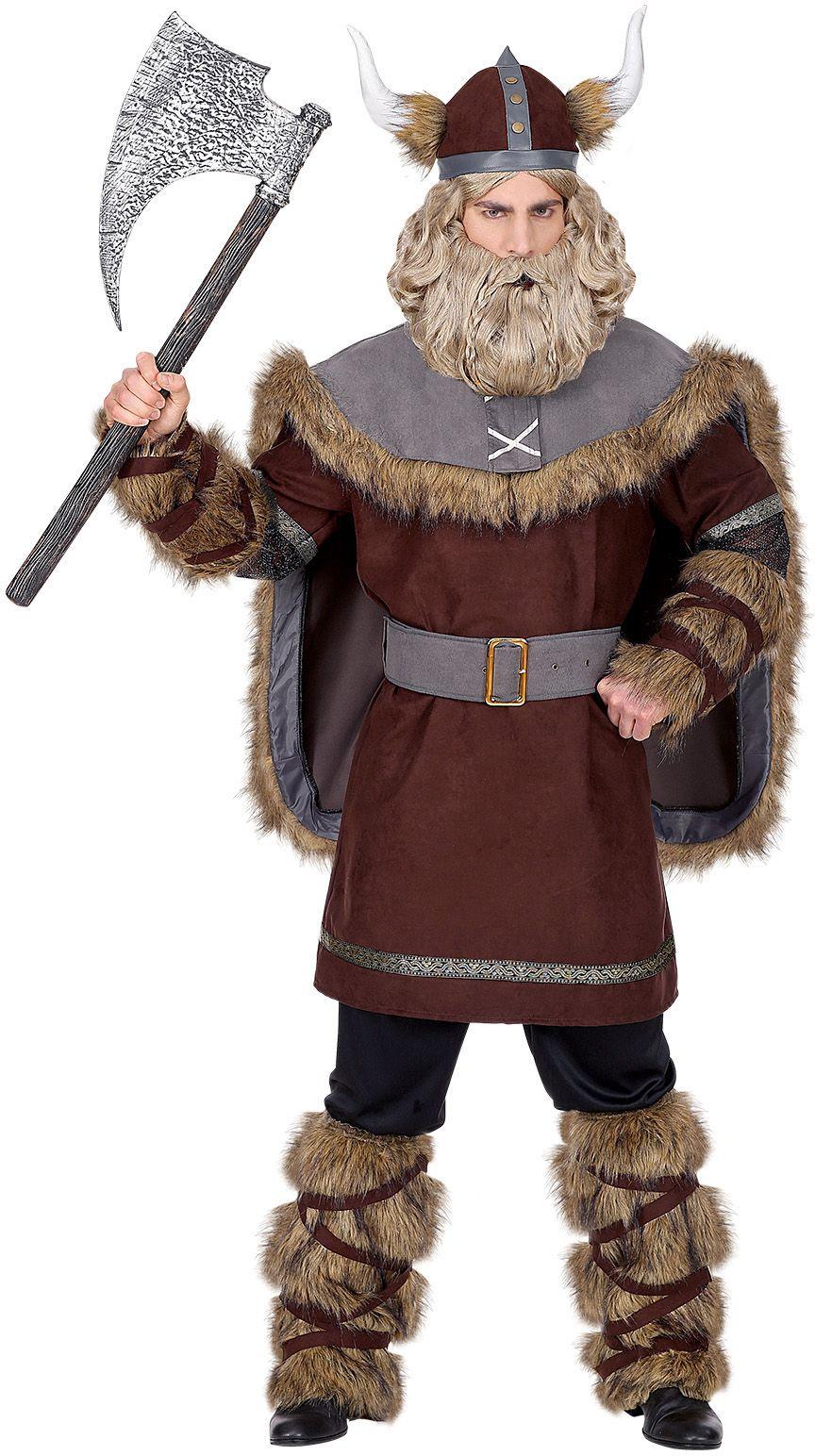 Luxe viking kostuum heren