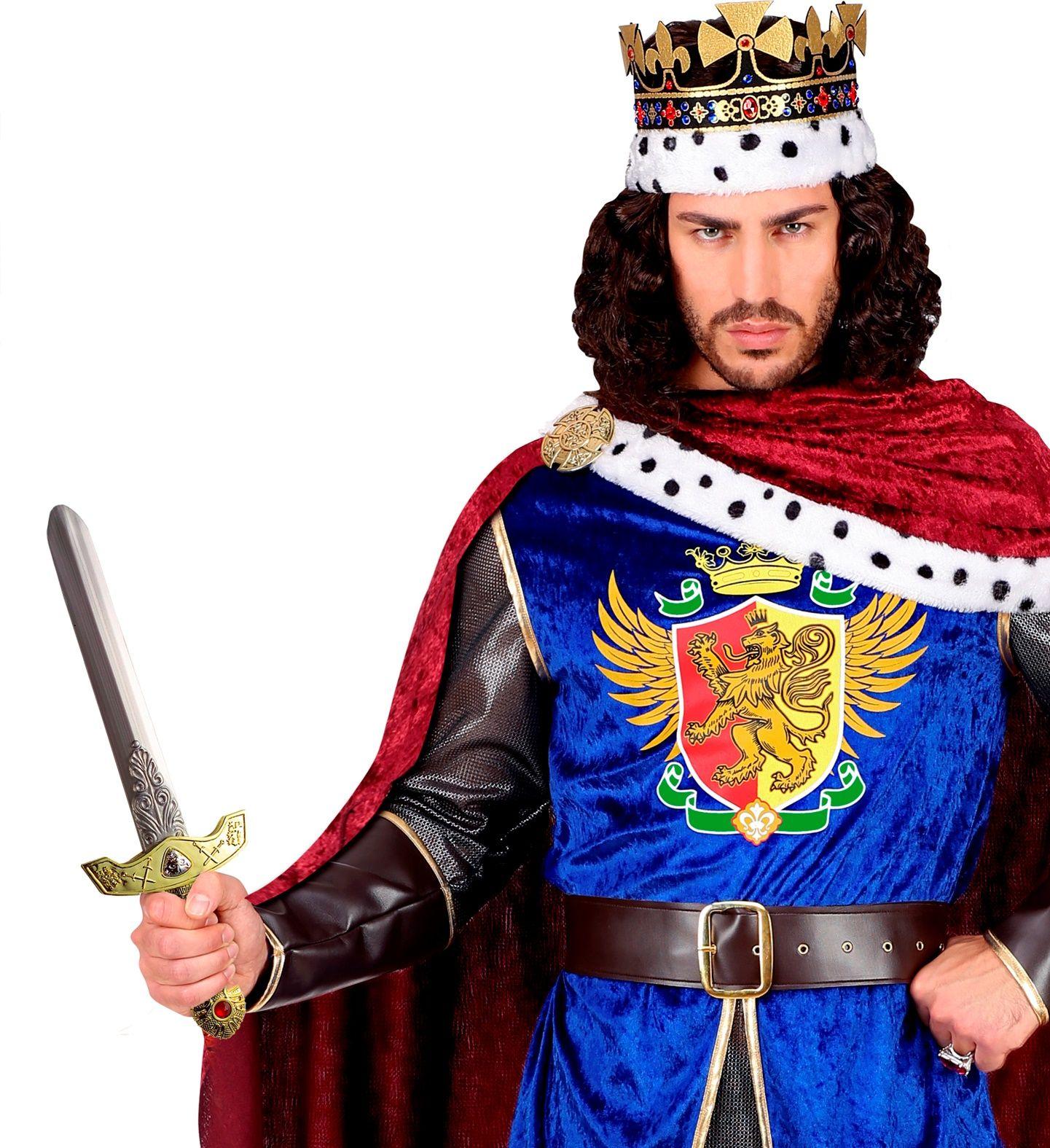 Luxe zwaard met schede
