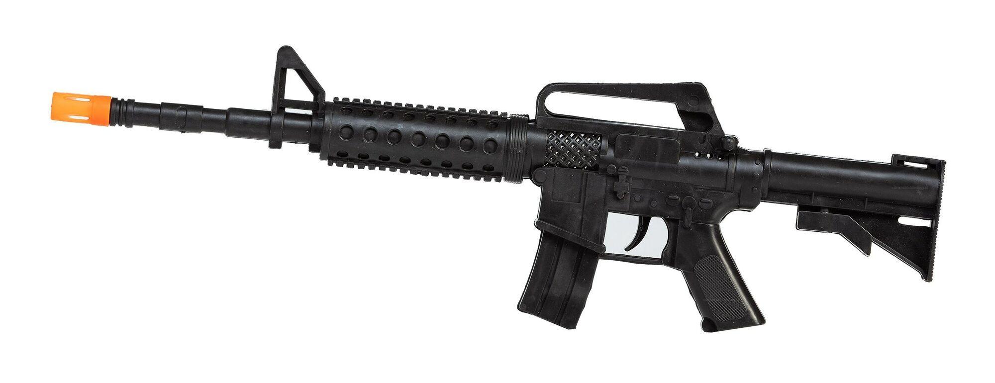 M16 Geweer overval