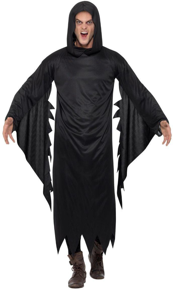 Magere hein heren outfit zwart