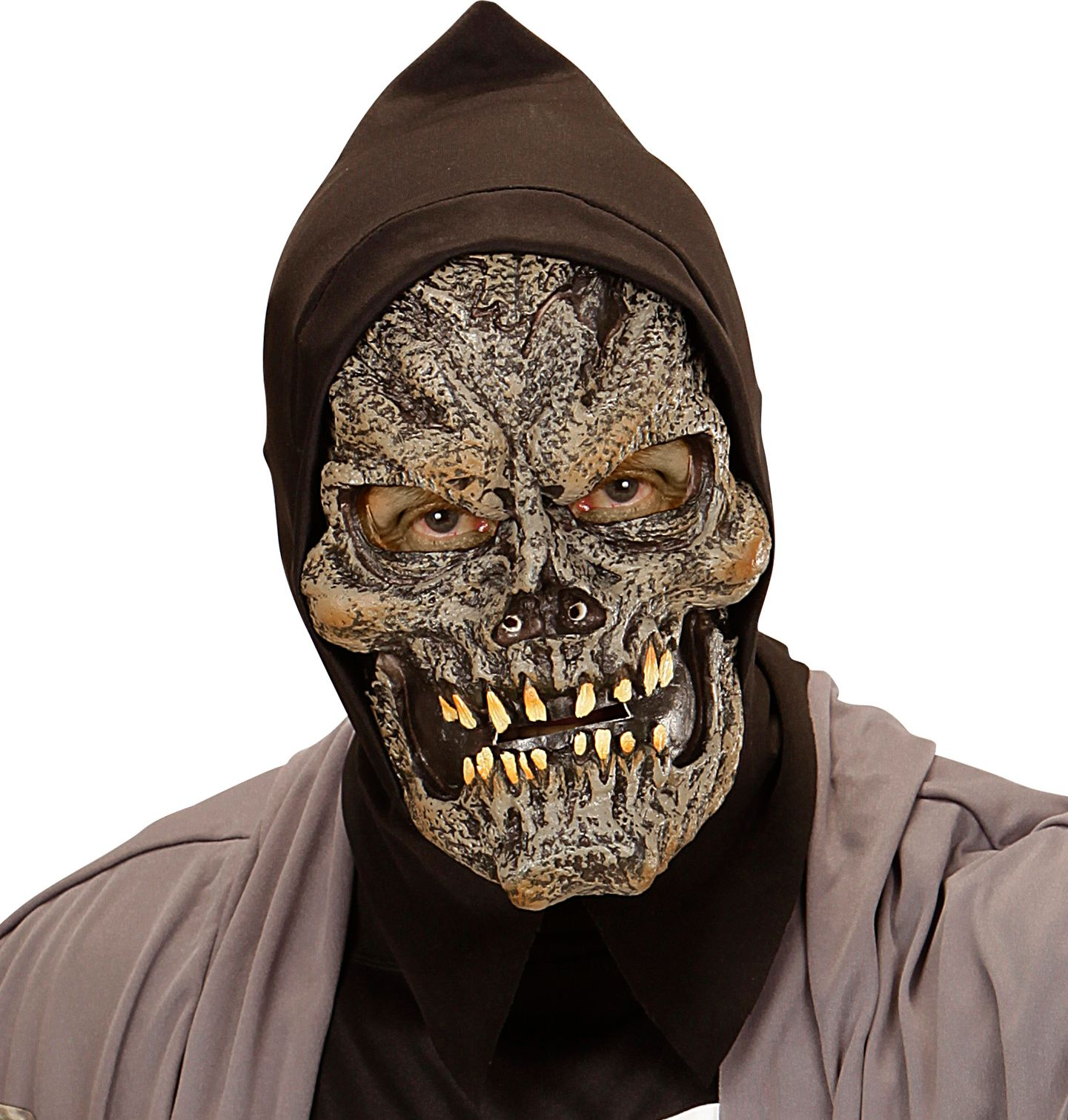 Magere hein masker kind