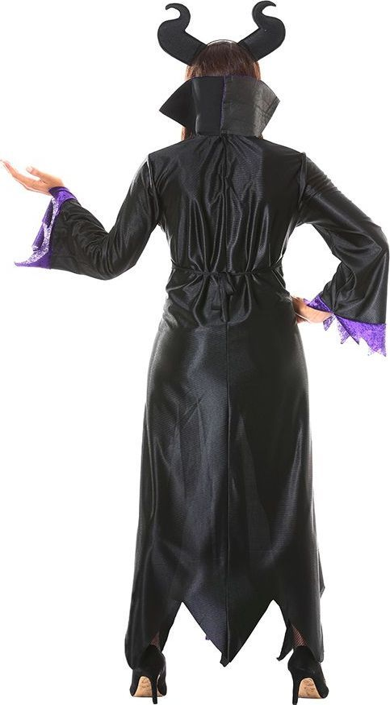 Maleficent jurk