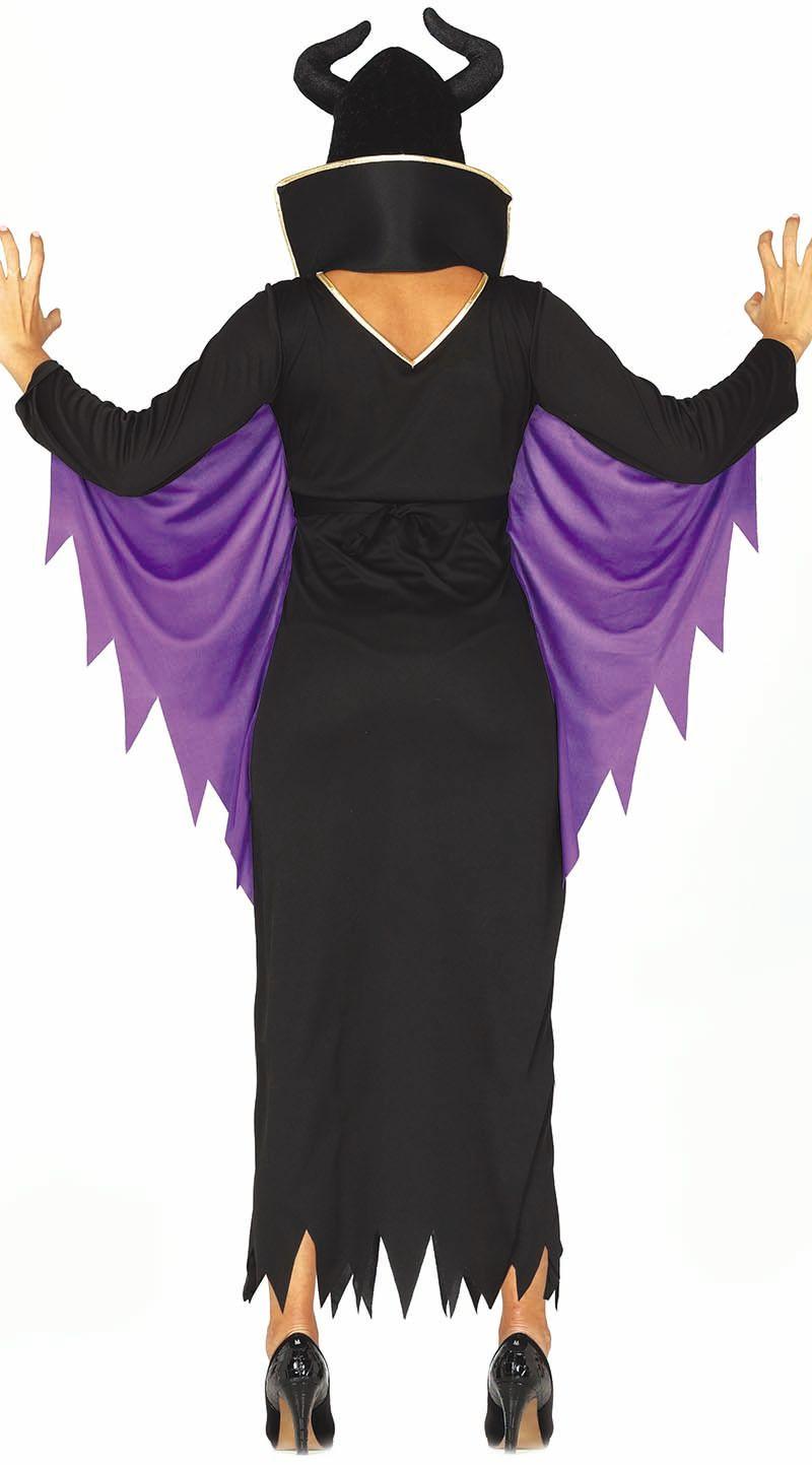 Malefizia jurk luxe vrouwen
