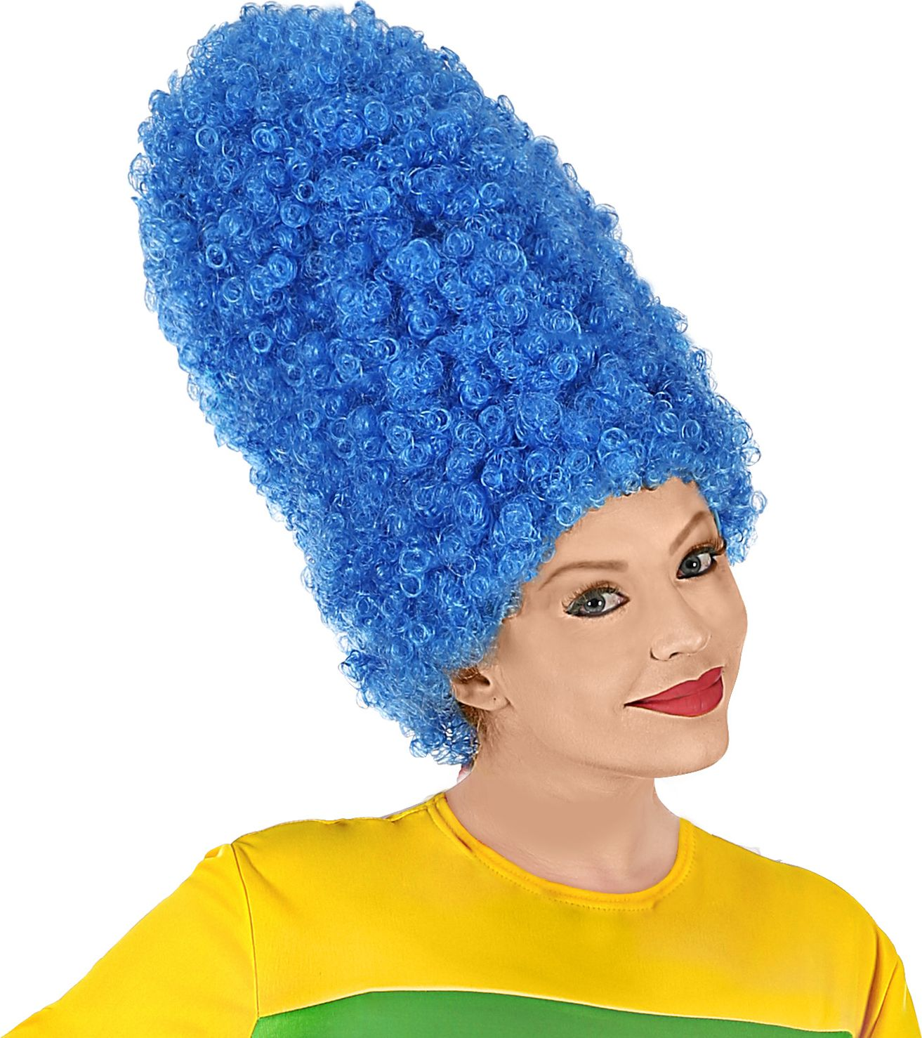 Marge Simpson pruik