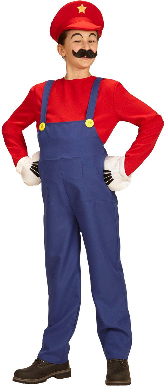 Mario kleding