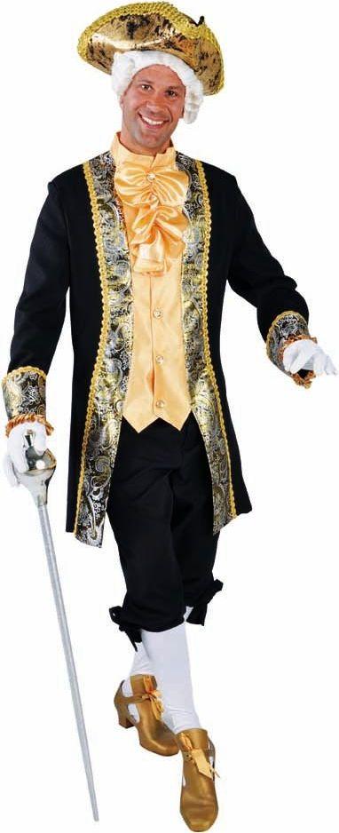 Markies kostuum mannen