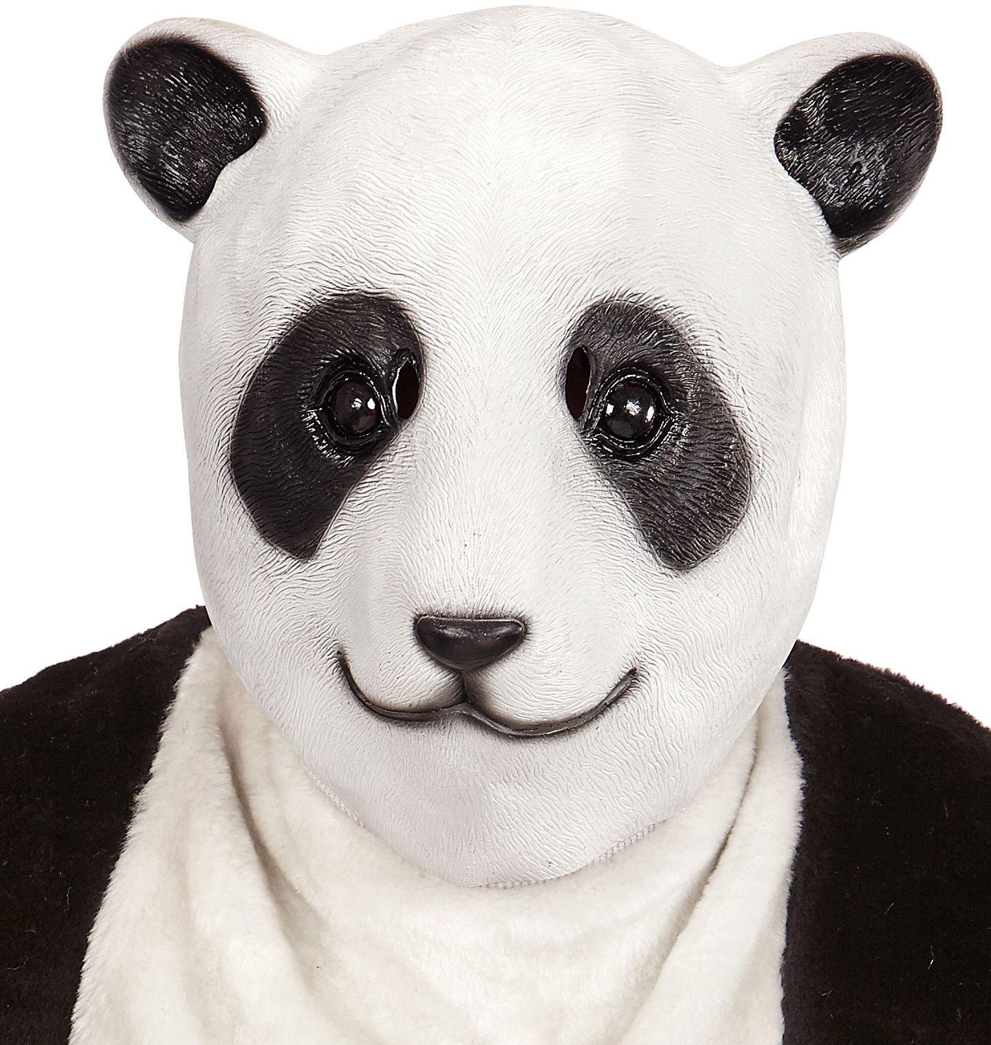 Masker panda
