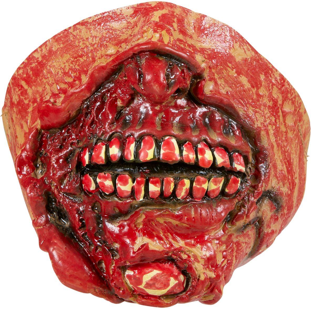Masker zombie mond
