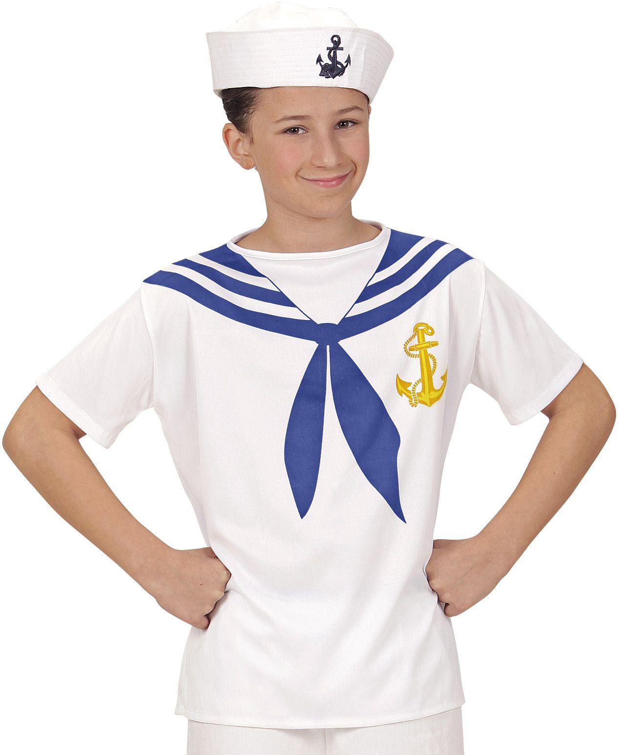 Matrozen shirt kind 158