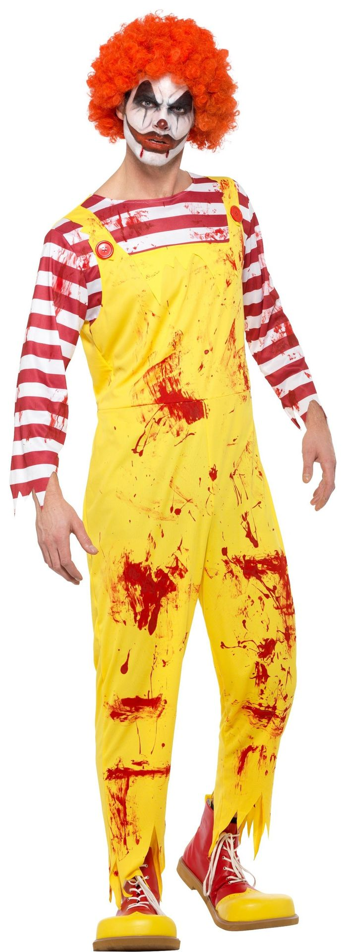 Mc Donalds Killer clown
