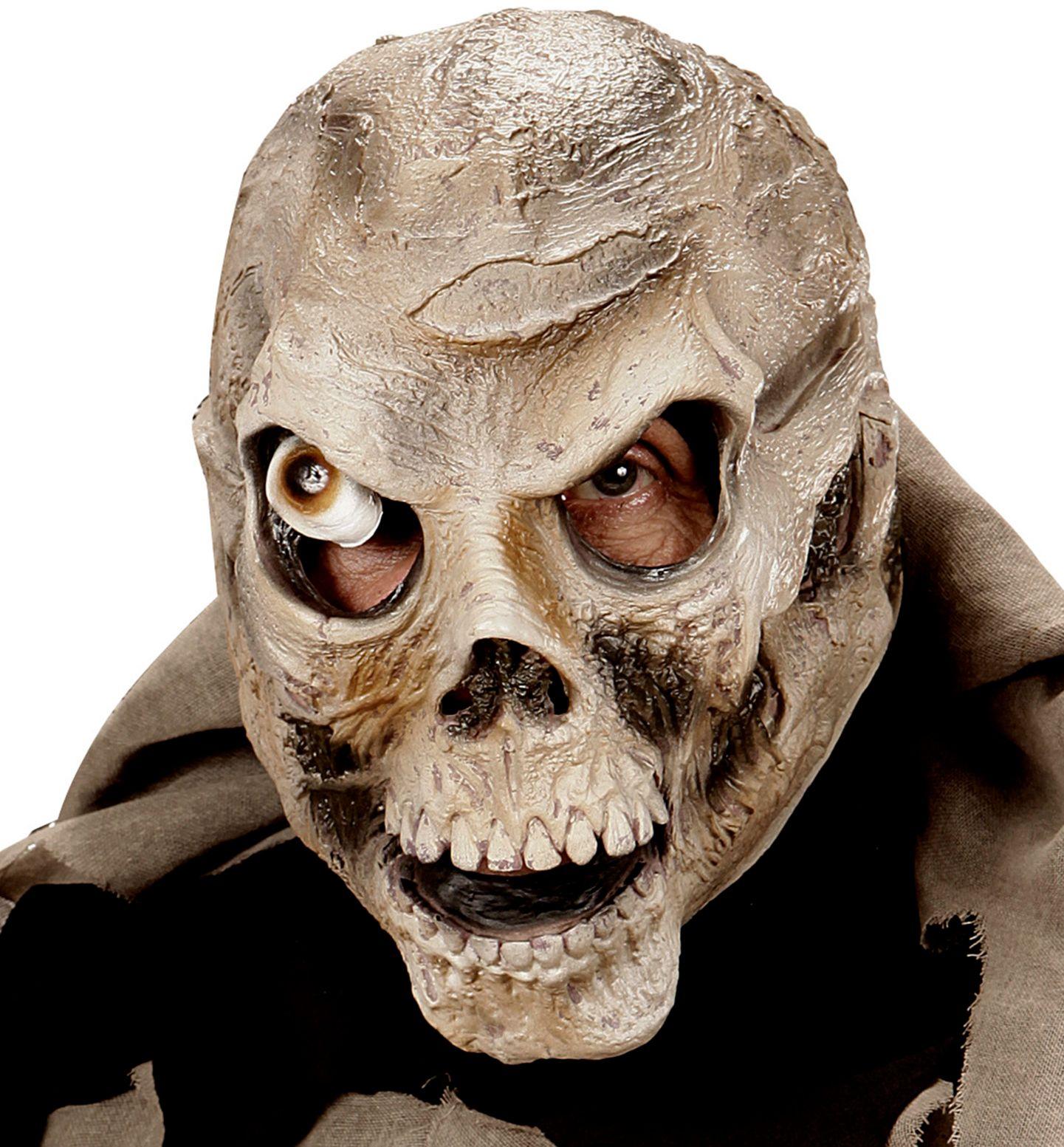Meester van de dood masker