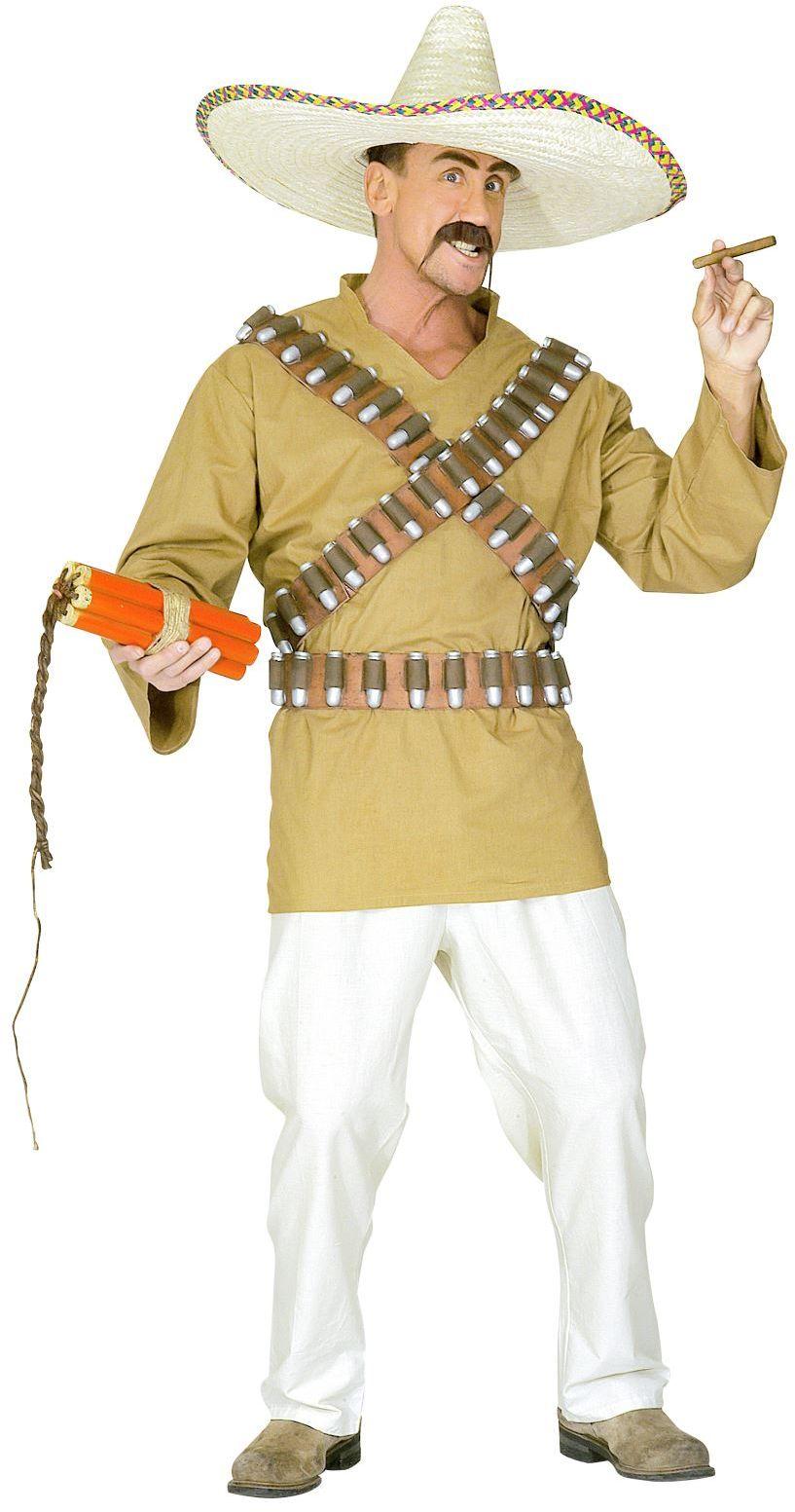 Mexicaan kostuum