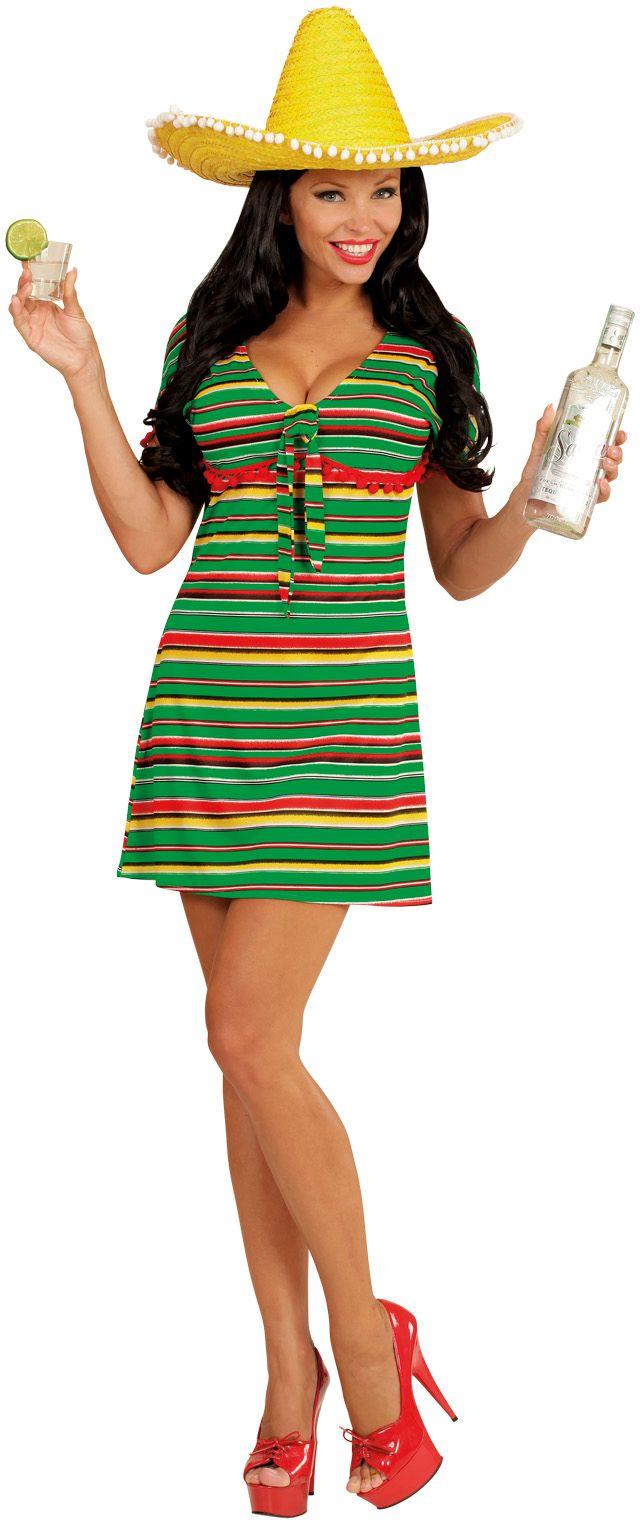 Mexicaans jurk