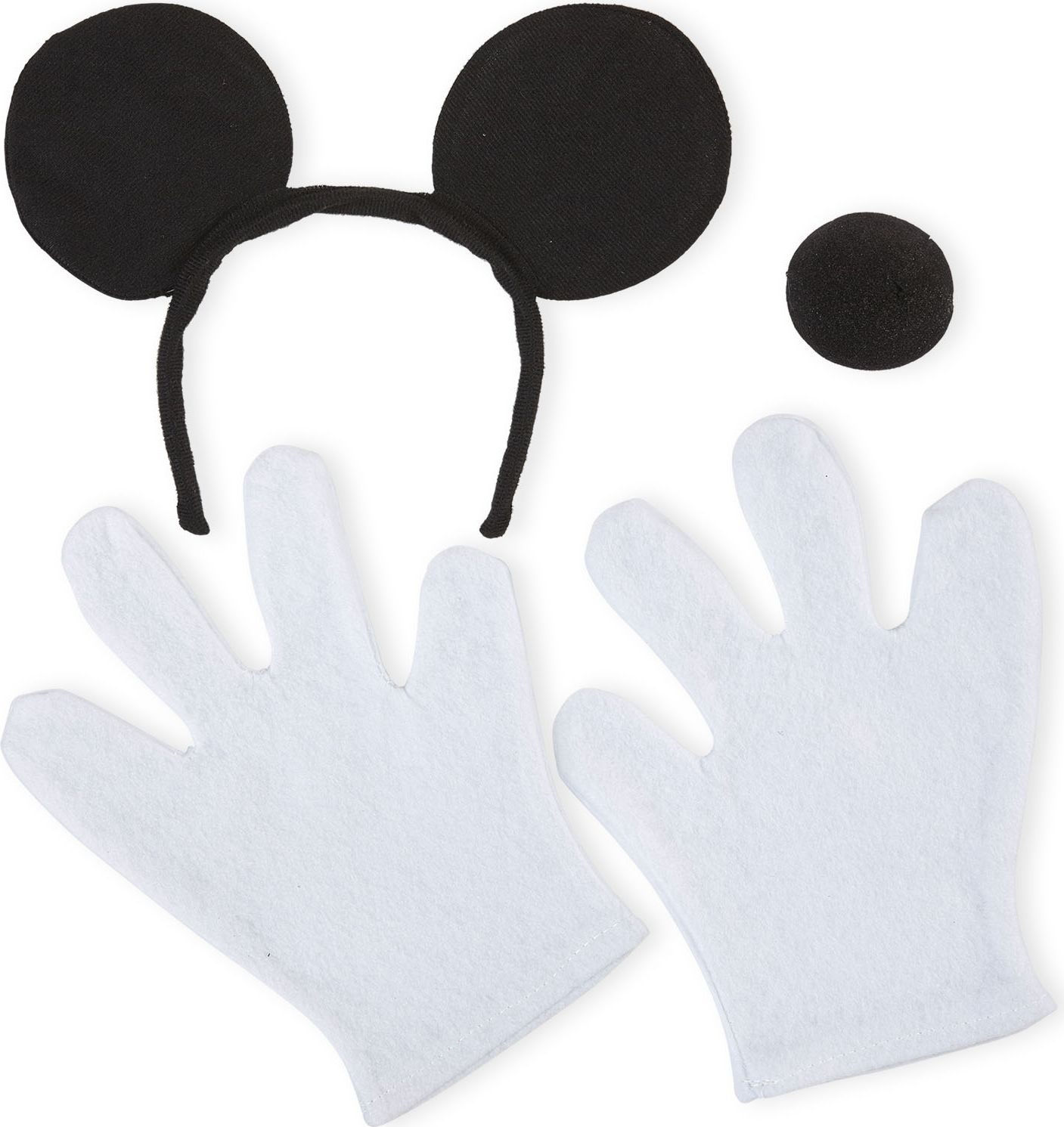 Mickey mouse accessoires