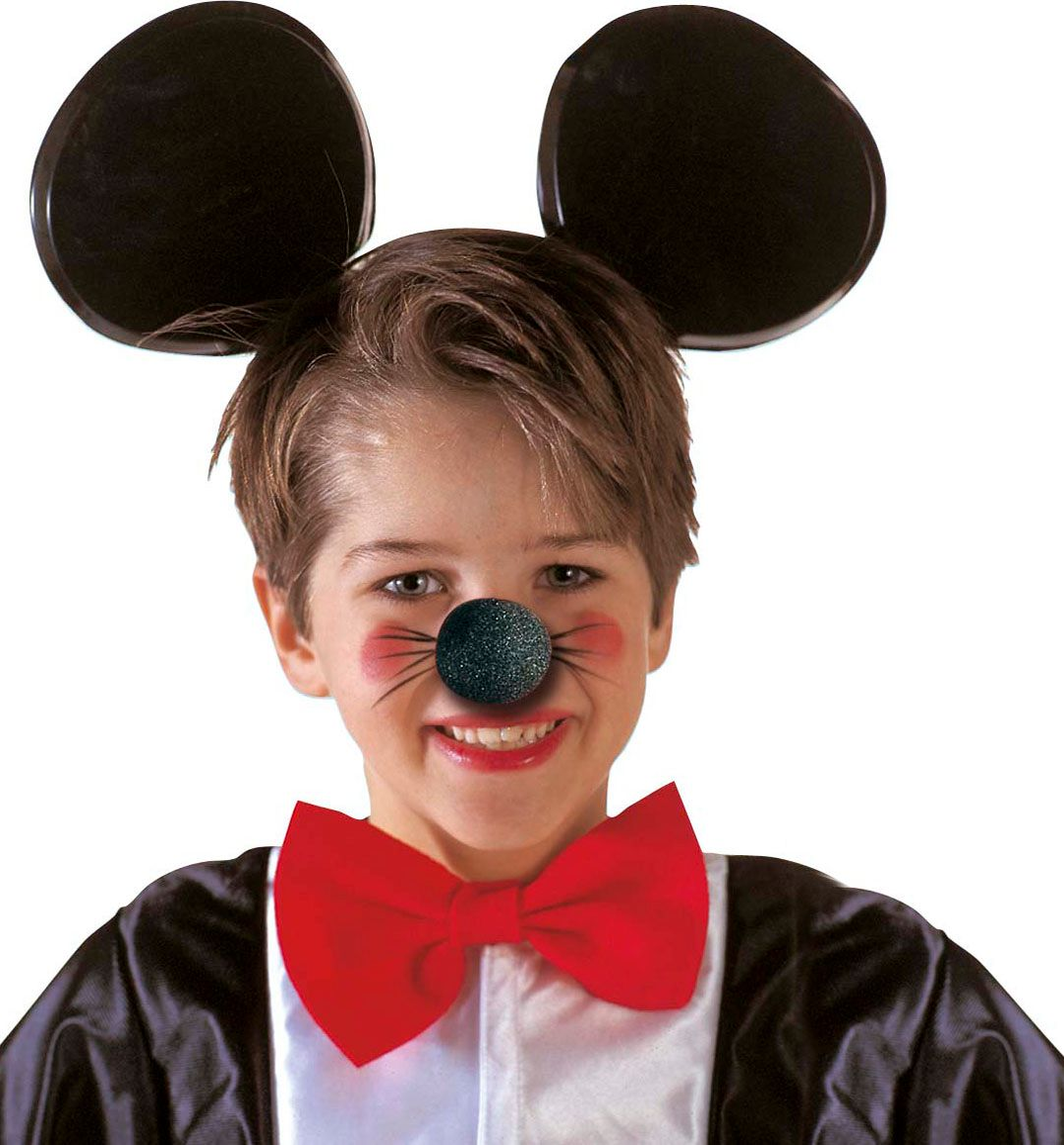 Mickey Mouse neus
