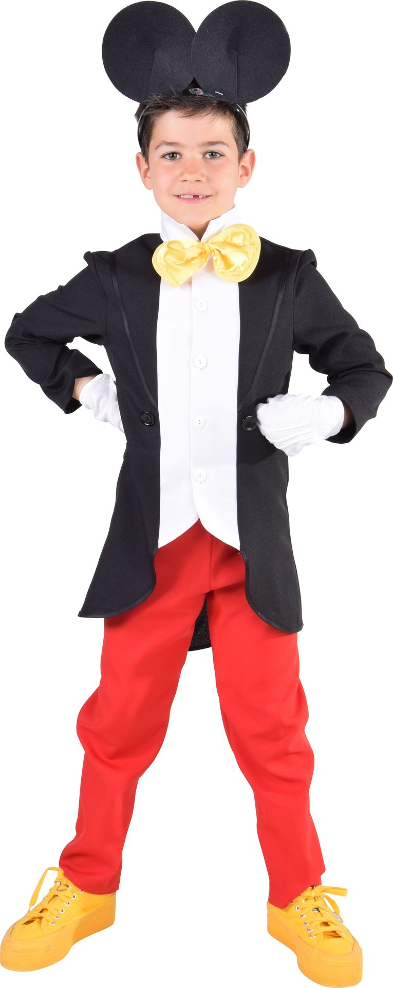 Mickey Mouse outfit jongens