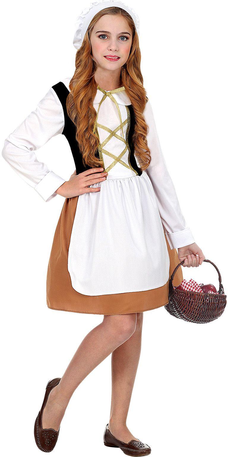 Middeleeuws meisje