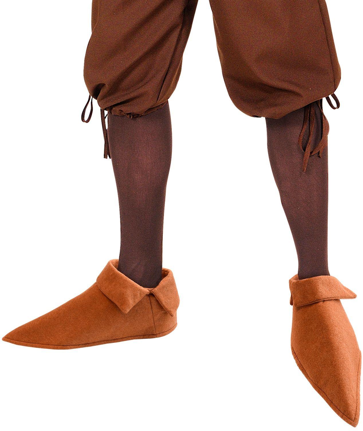 Middeleeuwse schoen covers