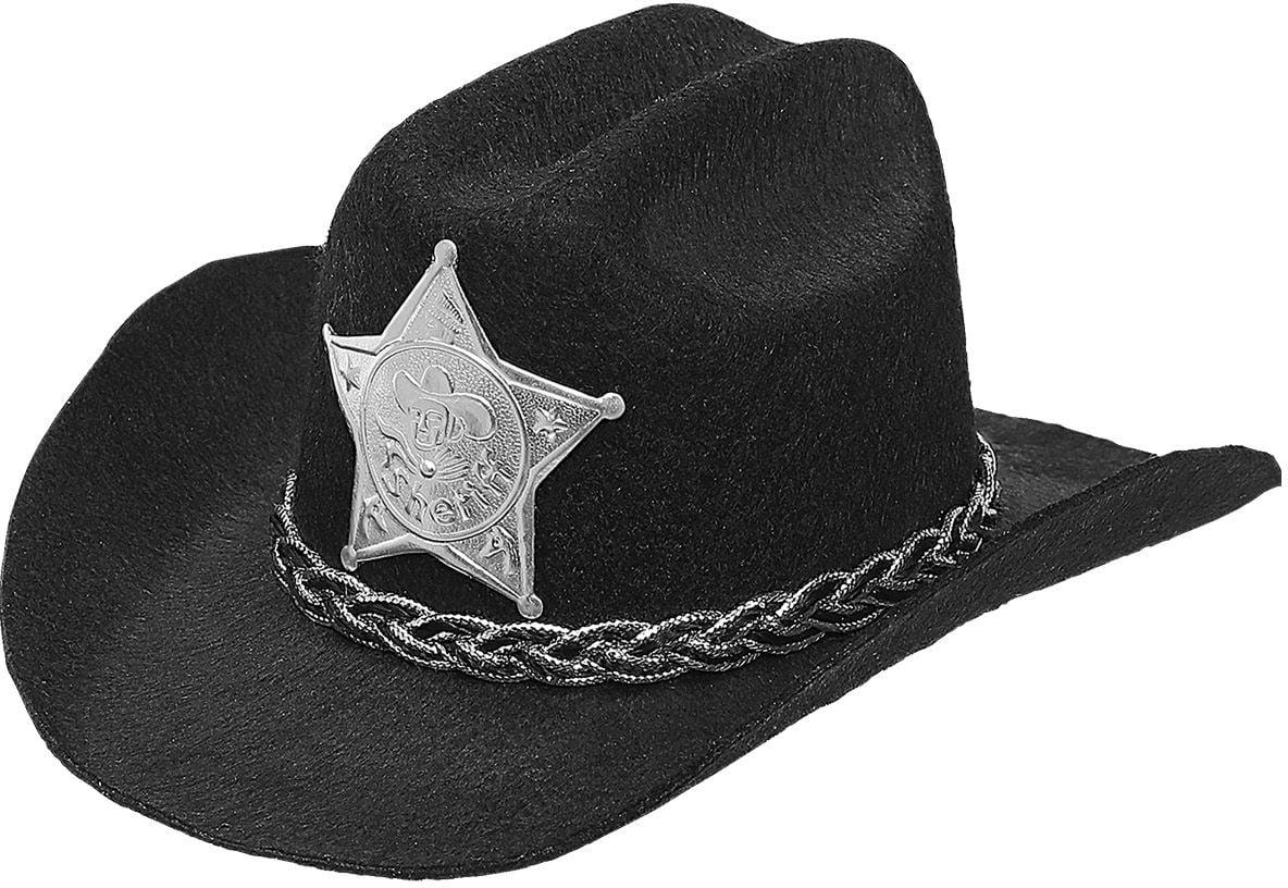 Mini Cowboy Hoed Dames